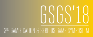 GSGS 2018 Gamification & Serious Game Symposium