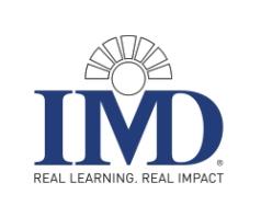 IMD logo LEGO SERIOUS PLAY