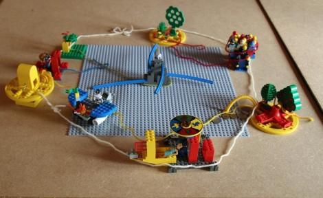 Sérieusement Ludique - LEGO SERIOUS PLAY systémique vison ensemble globale solution projet équipe