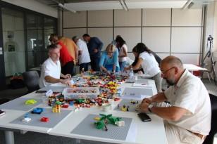 Sérieusement Ludique - LEGO SERIOUS PLAY 3D construction présentation réflexion