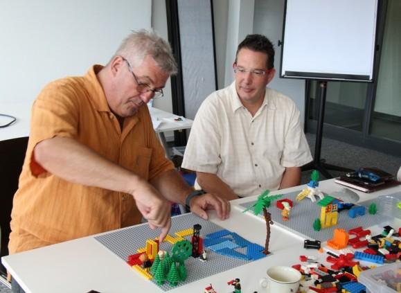 Sérieusement Ludique - LEGO SERIOUS PLAY développer collaborateurs et équipes