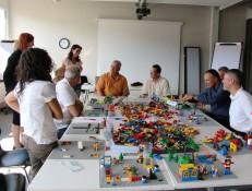 Sérieusement Ludique - LEGO SERIOUS PLAY cohésion équipe partage