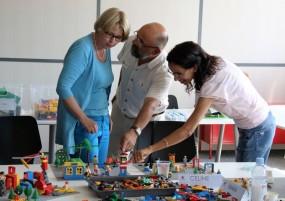 Sérieusement Ludique - LEGO SERIOUS PLAY communication échanges groupe