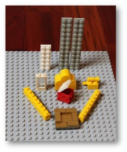 package SERIEUSEMENT LUDIQUE LEGO SERIOUS PLAY preparation workshop follow up