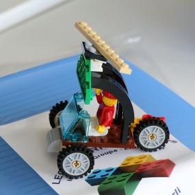 Sérieusement Ludique - LEGO SERIOUS PLAY étape par étape