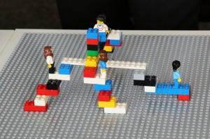 Sérieusement Ludique - LEGO SERIOUS PLAY collaborateurs collègues améliorer la performance