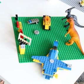Sérieusement Ludique - LEGO SERIOUS PLAY créativité modèle individuel frein au changement