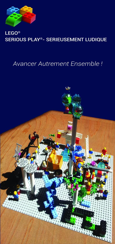 LEGO SERIEUSEMENT LUDIQUE COVER