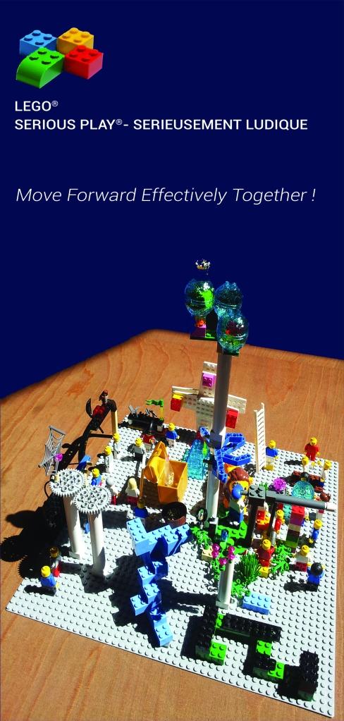 Cover SERIEUSEMENT LUDIQUE - LEGO SERIOUS PLAY