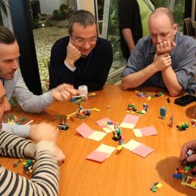 SERIEUSEMENT LUDIQUE - LEGO SERIOUS PLAY - AGILE TOUR SUISSE