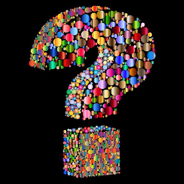 Circlular-3D-Question-Mark